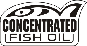 concentrated fish oil